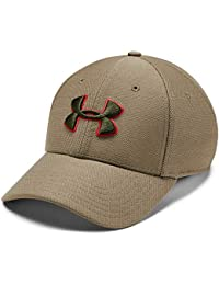 c290e1b11a Under Armour Heathered Blitzing 3.0' Casquette Homme