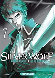 Silver Wolf Blood Bone Edition simple Tome 7