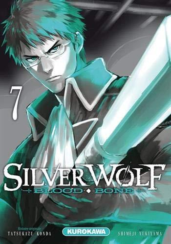 Silver Wolf : blood, bone. 7 / histoire originale Tatsukazu Konda |