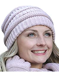 95d3ebcc70e HILLTOP arrange your own set  winter scarf + knitted hat + gloves different  colours