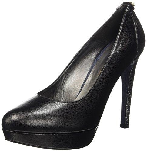 Trussardi Jeans 79S28551, Scarpe con Tacco Donna, Nero (Black/Black), 39 EU