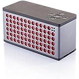 XD P326.651 - Altavoz portátil de 6W (Bluetooth, NFC, 1200 mAh), color gris