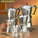 CAFFETTIERA BIALETTI MOKA EXPRESS MORENITA 3 TAZZE CAFFÚ ESPRESSO BY BIALETTI