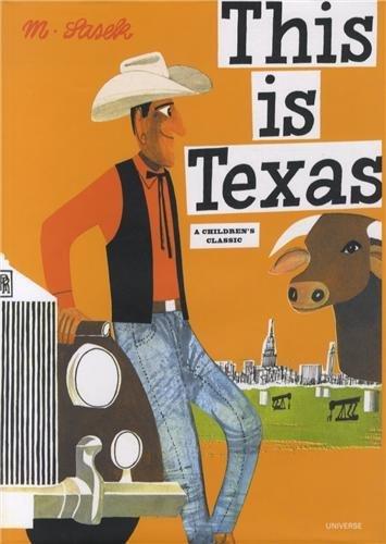 This Is Texas by Miroslav Sasek (2006-02-21)
