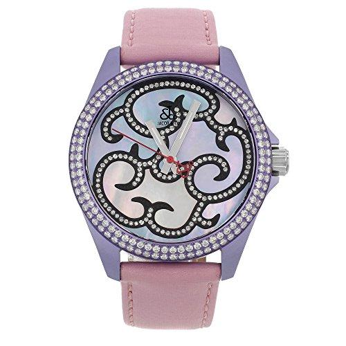 jacob-co-jc-tzm14-2925ct-diamond-bezel-dial-quartz-unisex-watch