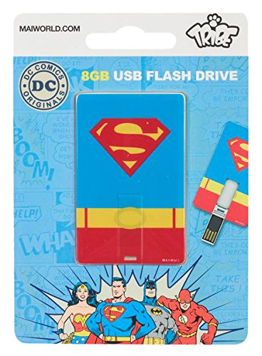 Tribe superman chiave usb 2.0 8 gb