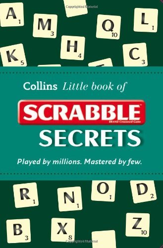Scrabble Secrets (Collins Little Books) by Collins Dictionaries (2011-10-06) par Collins Dictionaries