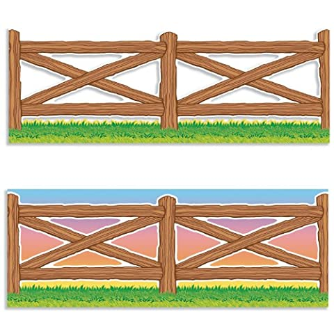 Wild West Fence Accent Punch-Outs
