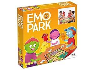 Cayro - Emo park - Juego de observación y representación de las emociones - juego de mesa - Desarrollo de habilidades cognitivas e inteligencias múltiples - Juego de mesa (337)