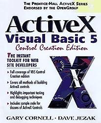 Visual Basic 5 Control Creation Ed.: With CDROM (ActiveX) by Horstmann, Cay S., Cornell, Gary, Jezak, Dave (1997) Paperback
