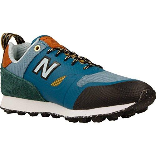 New Balance Trailbuster Hommes Sneaker Vert TBTFOT F0T (Blue)