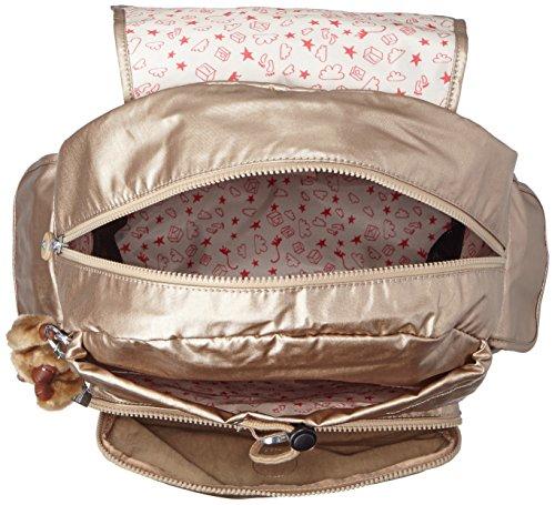 ... Kipling - BABY BACKPACK L - Sac à langer avec matelas à langer - Golden  Rod ... ddeebdf2071