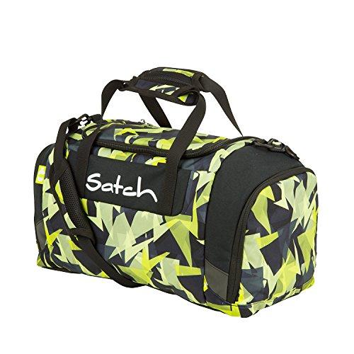 Satch sat-duf-001-9q9-Zaini per pannolini, unisex, colore: multicolore