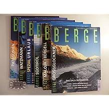 Berge - Das internationale Magazin der Bergwelt : kompletter Jahrgang 2005 [6 Hefte].