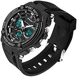 Men's climbing outdoor waterproof sports watches digital watches