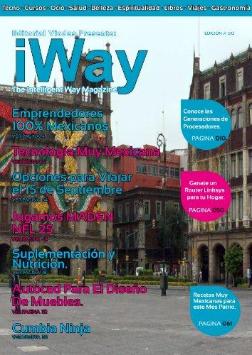 iWay Magazine Septiembre eBook: Abraham Uri, Virginia Viadas ...