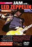 Lick Library - Jam With Led Zeppelin, Vol. 2 (+ Audio-CD) [2 DVDs]