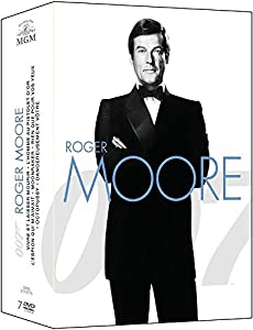 "Afficher ""James Bond<br /> Roger Moore : James Bond 007 : volume 2"""
