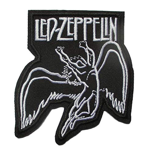 Hotrodspirit - Patch LED Zeppelin ángel Blanco