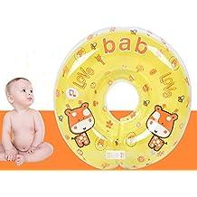 Infant Natación Flotador Inflable Anillo de Seguridad,GZQES,Asiento Inflable de Piscina Nadar Anillo