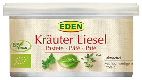Eden Bio Pastete Kräuter Liesel 125g