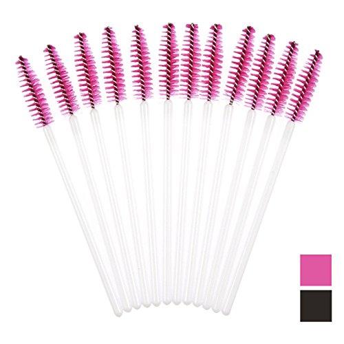 50 StüCke Make-Up-Pinsel Disposble WimpernbüRste Mascara Wands Make-Up Kosmetische Werkzeug Hot...
