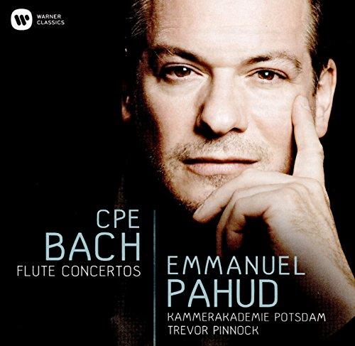 Bach, CPE: Flute Concertos