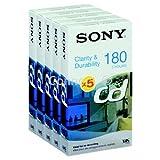 Sony E180Video VHS Cassette 180min (5)