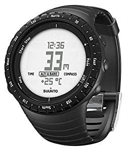 Suunto Core Outdoor Sports Watch - Black