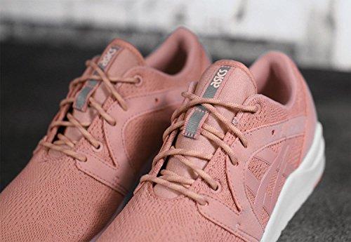 Asics Gel-Lyte Komachi, Sneakers Basses Femme Rose (Peach Beige/peach Beige)