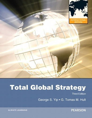 Total Global Strategy by George S. Yip (2011-09-15)