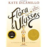 Flora and Ulysses: The Illuminated Adventures by DiCamillo, Kate (2013) Hardcover