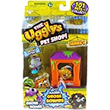 The Ugglys Pet Shop!, Series 1 Gross Homes, Cat Shack with Exclusive Spittin Kitten by Moose Toys