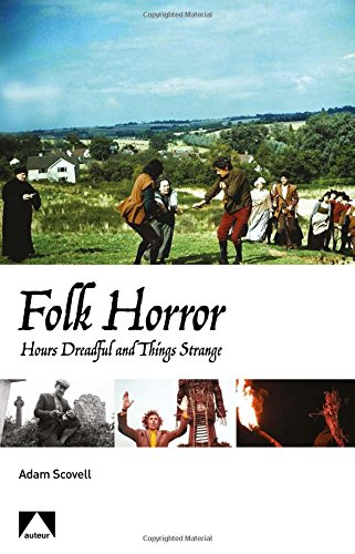 Folk Horror por Adam Scovell