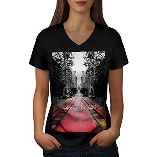 san-francisco-cisco-damen-neu-schwarz-xxl-t-shirt-wellcoda