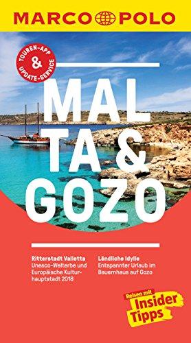 MARCO POLO Reiseführer Malta, Gozo: inklusive Insider-Tipps, Touren-App, Update-Service und NEU: Kartendownloads (MARCO POLO Reiseführer E-Book) (Azure Bay)