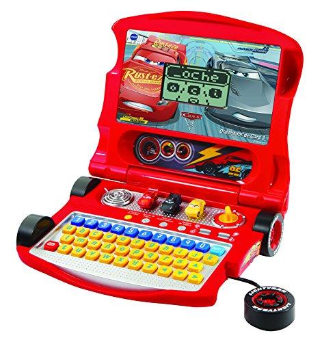 VTech- Ordenador de Cars 3 (3480-199922)
