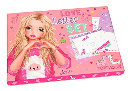 Depesche 10353 - Love Letter Set, TopModel Alpaka - Bff-spielzeug
