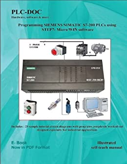 Programming SIEMENS SIMATIC S7-200 PLCs using Step7-Micro