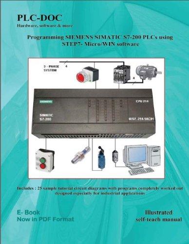 Download Programming SIEMENS SIMATIC S7-200 PLCs using Step7