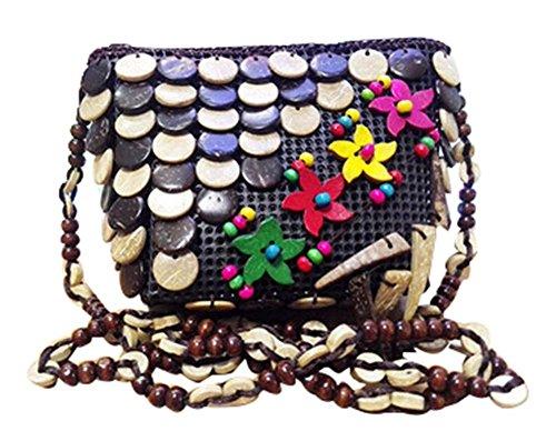 Bohemia Creative Ladies Mini Crossover Sacs à bandoulière Sacs à main Handmade