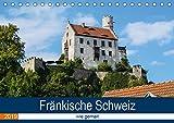 Fränkische Schweiz wie gemalt (Tischkalender 2019 DIN A5 quer): Fränkische Schweiz zum Verlieben (Monatskalender, 14 Seiten ) (CALVENDO Orte) - Thomas Becker
