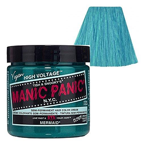 Manic Panic Classic Semi-Permanent Hair Dye 118ml (Hair Dye Panic Blue Manic)