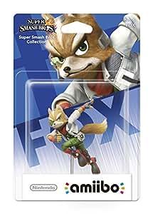 Fox No.6 amiibo (Nintendo Wii U/3DS)