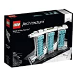 Lego Architecture Marina Bay Sands (R) 21021 (Japan-Import)