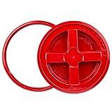 Chemical Guys Chemical Guys Seal Cover rot - wasserdichter Deckel für Wascheimer