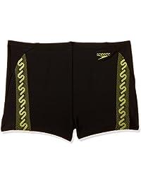 Speedo Boys Swimwear Jm Monogram Aquashort