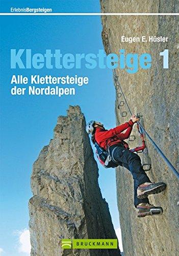 Klettersteige 1: Alle Klettersteige der Nordalpen (Erlebnis Bergsteigen)