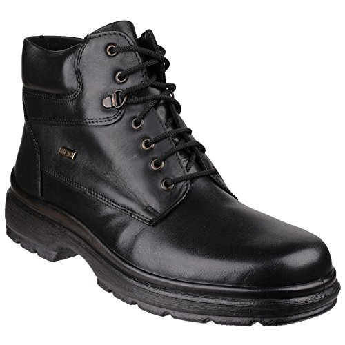 Cotswold houle Mens étanche Lace Up Boot Black
