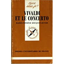 Vivaldi et le concerto